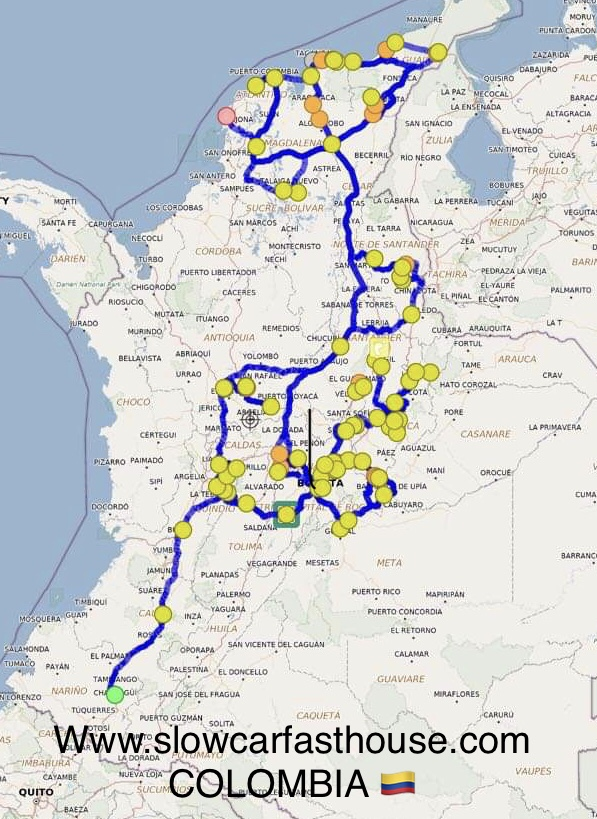 colombia route map..JPG
