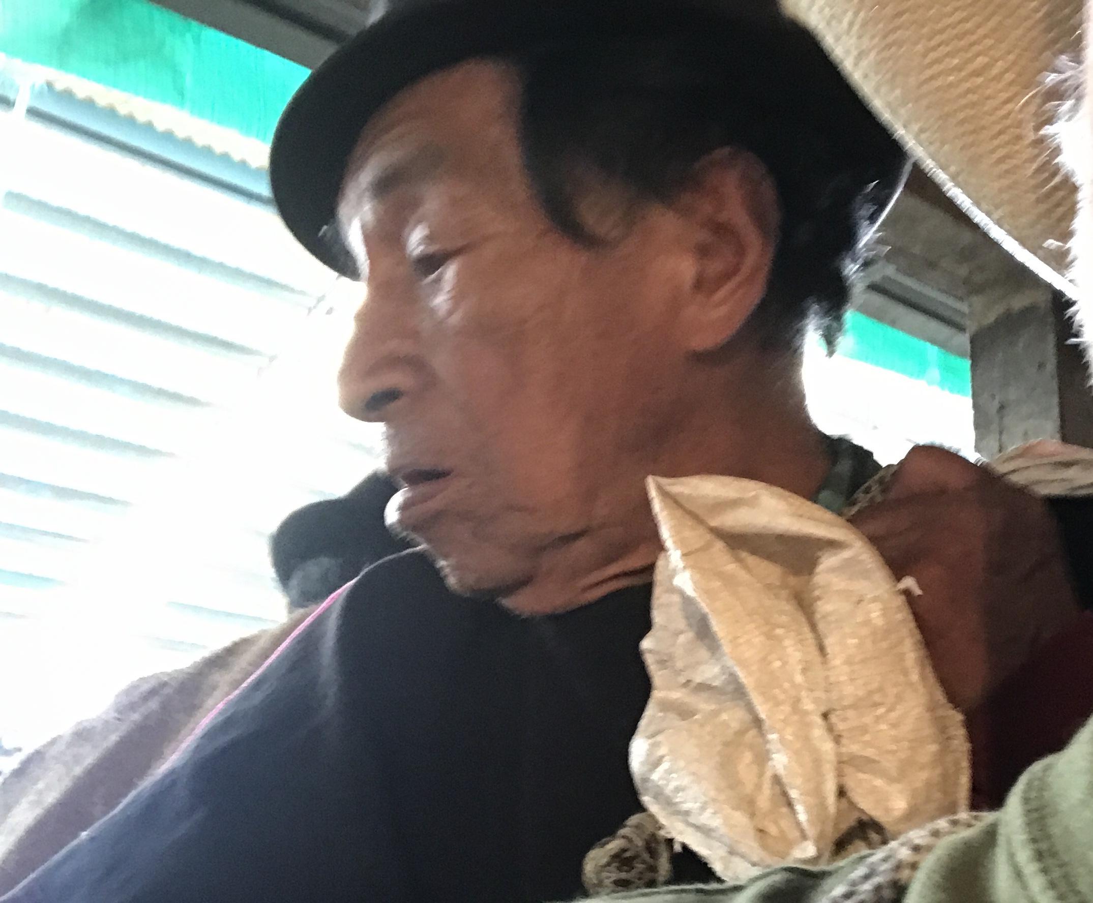 silvia market shaman.JPG