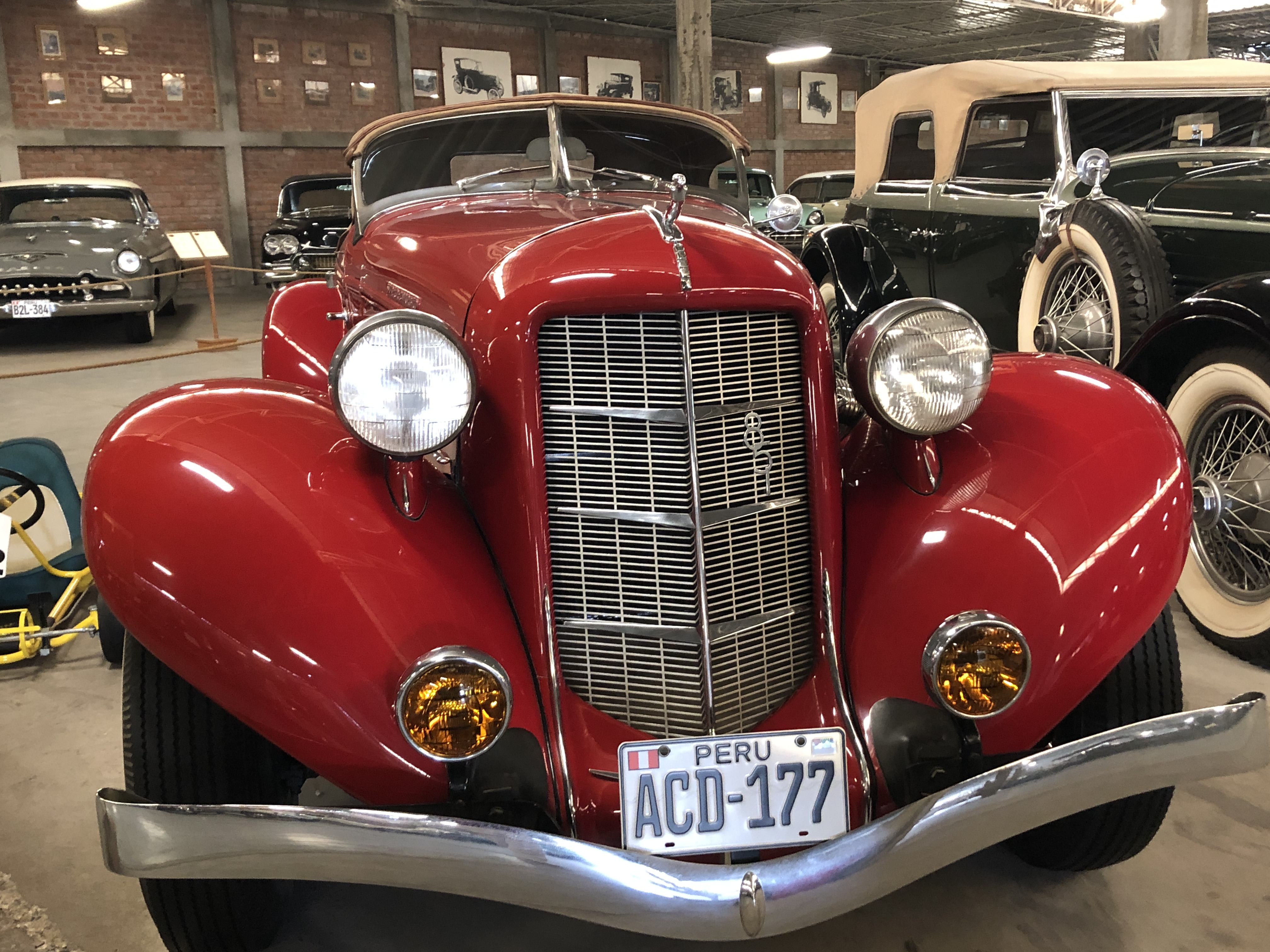 car museum mascot front.JPG