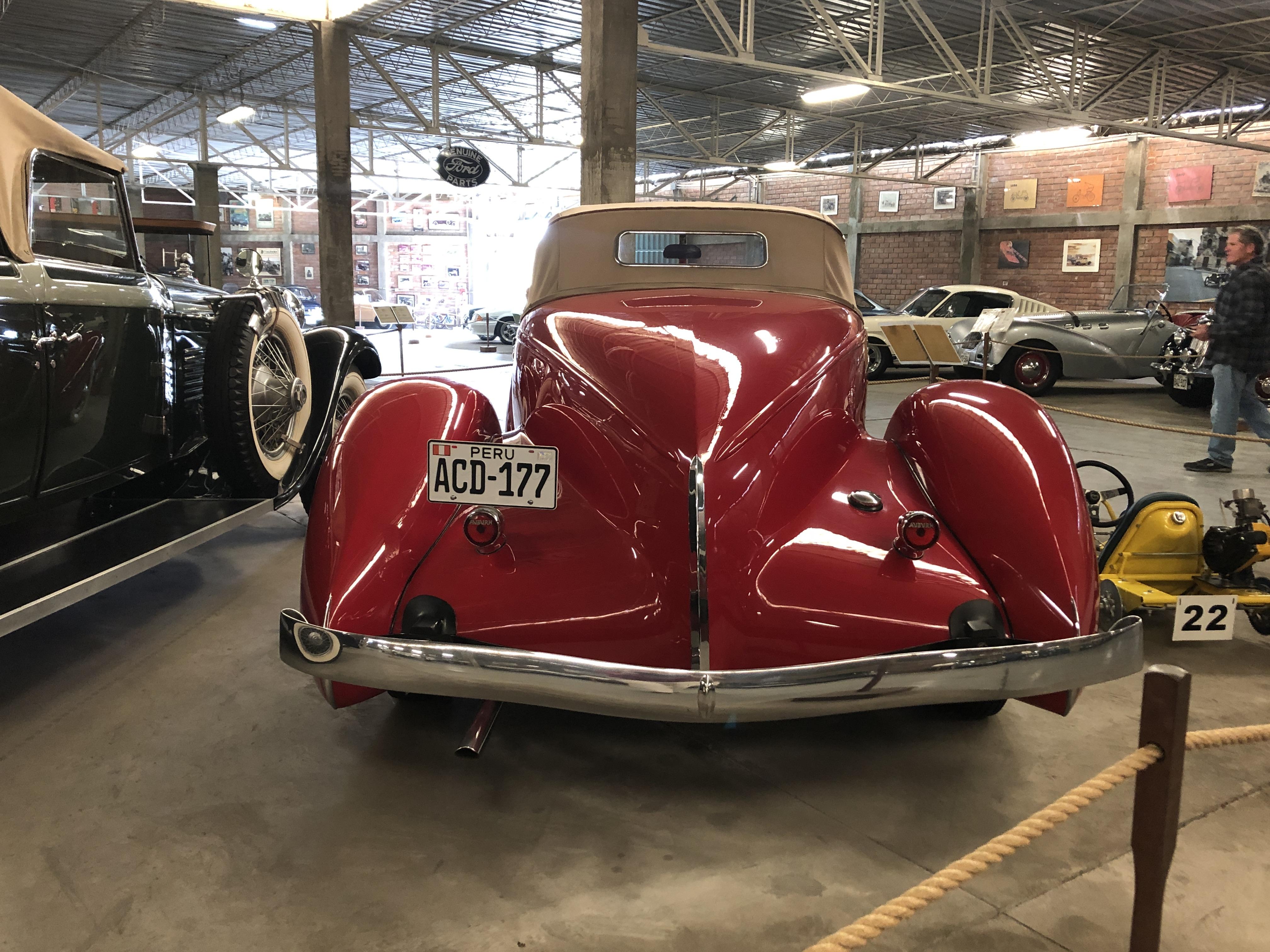 car museum mascot rear.JPG