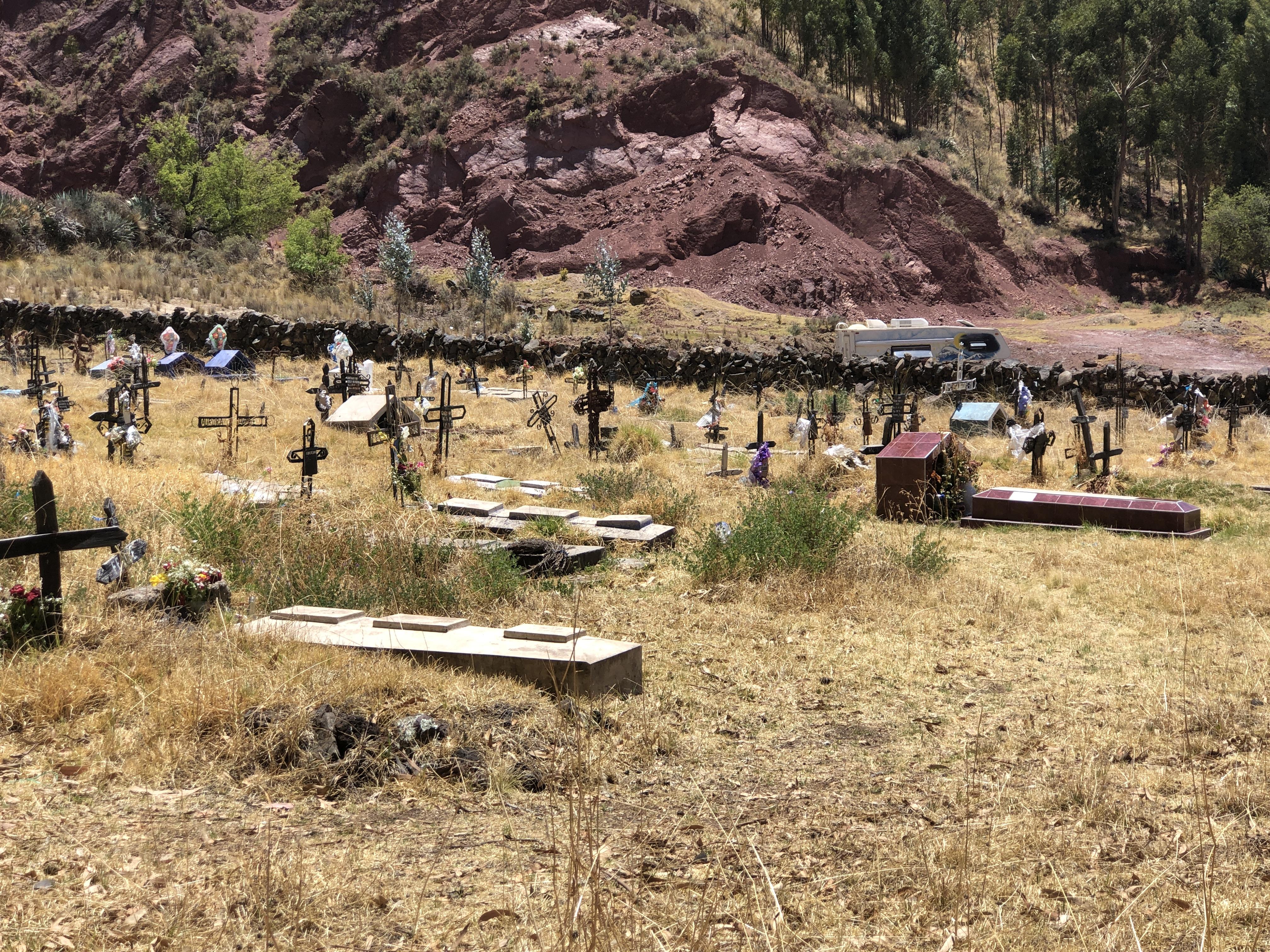 cemetery raqchi