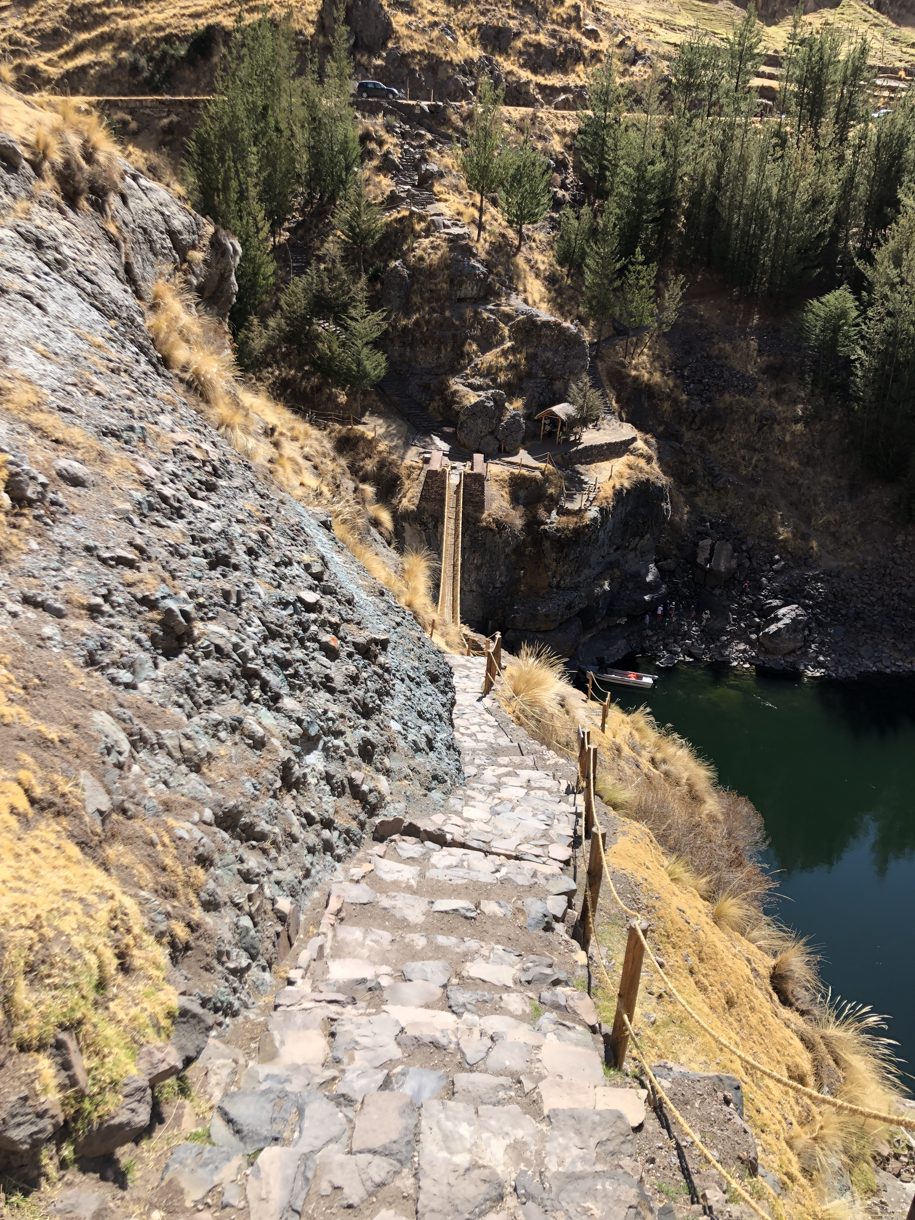 inca bridge trail