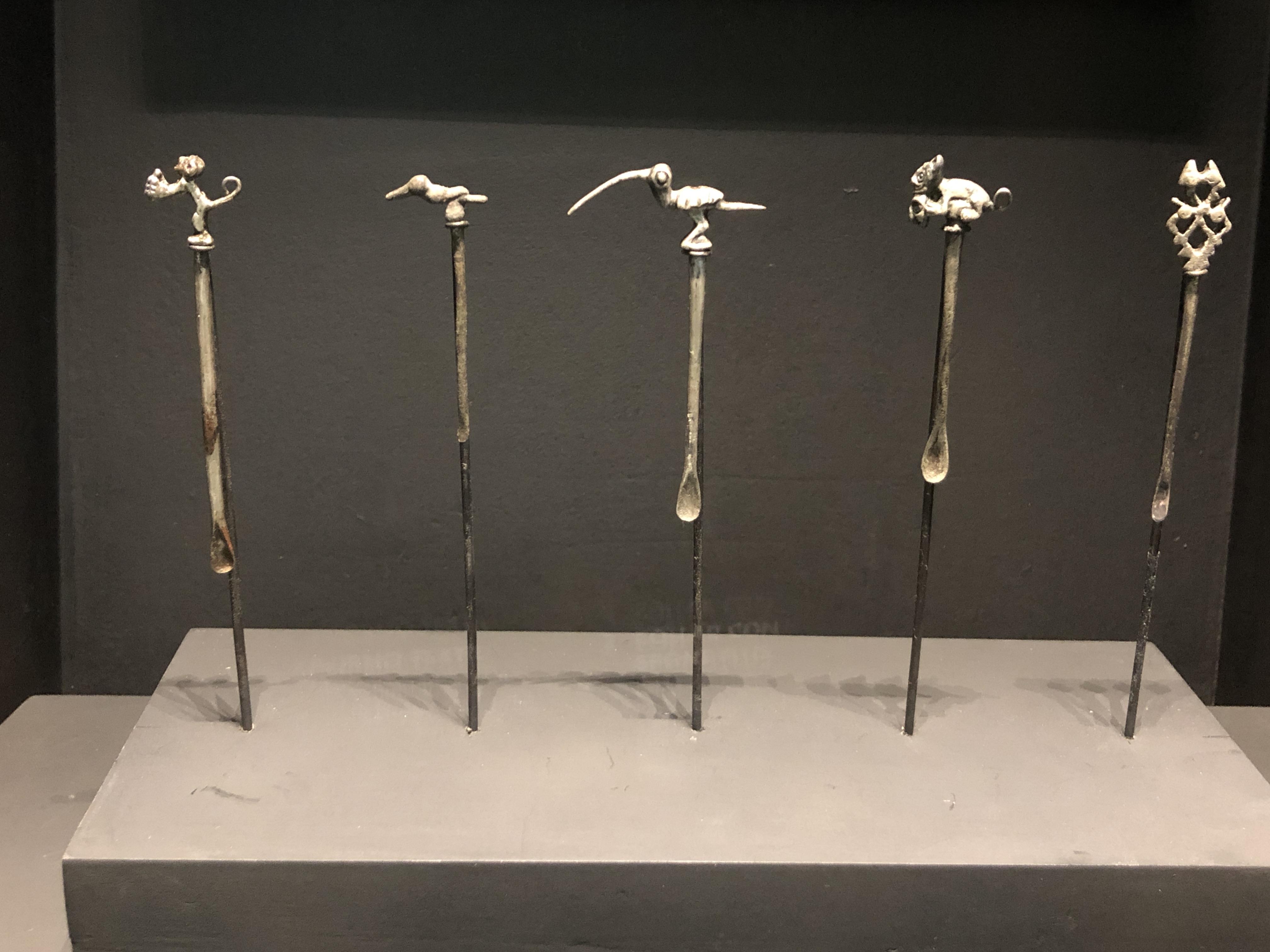 museum nazca coke spoons