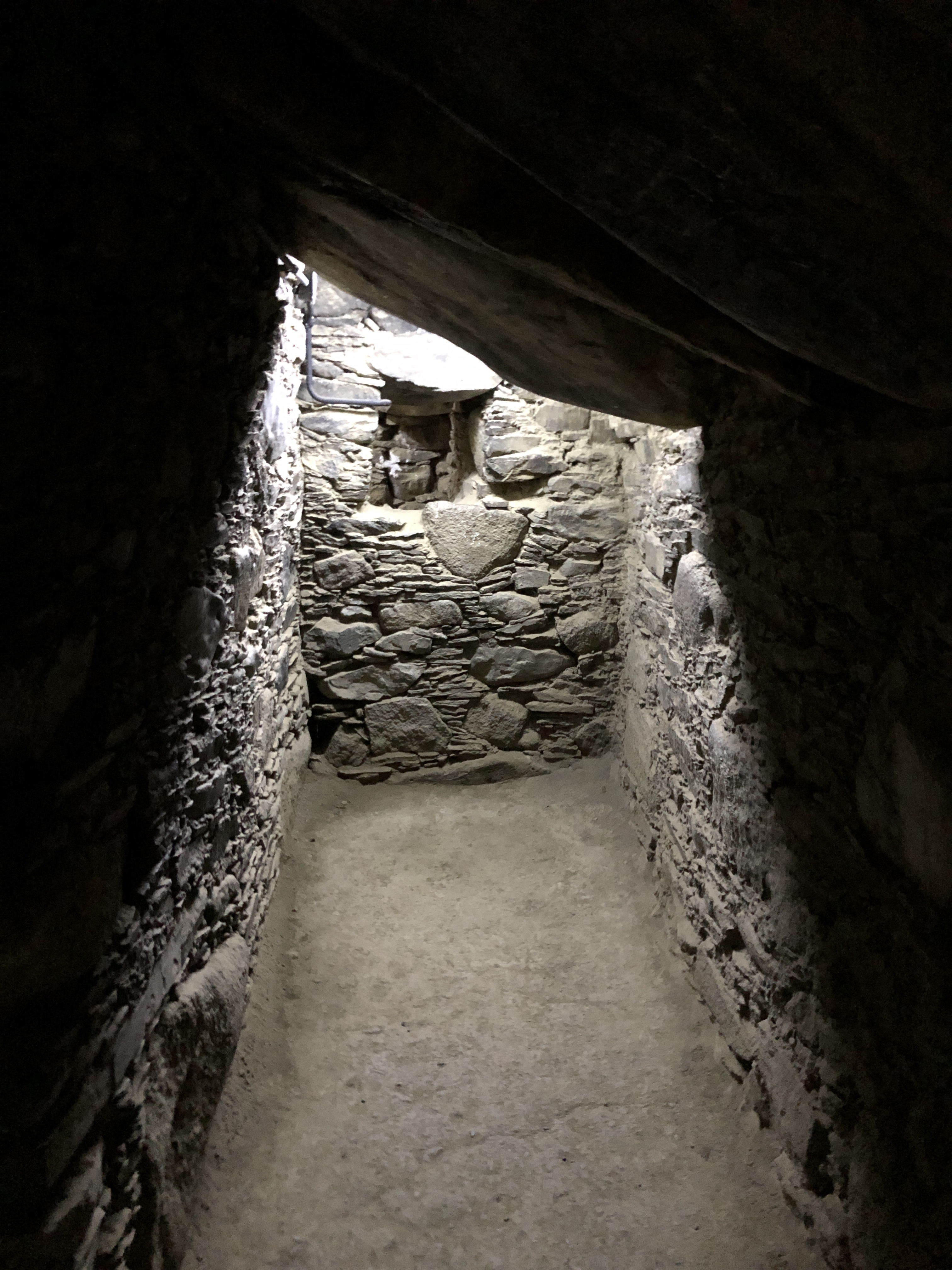 wilkawain passageway rock