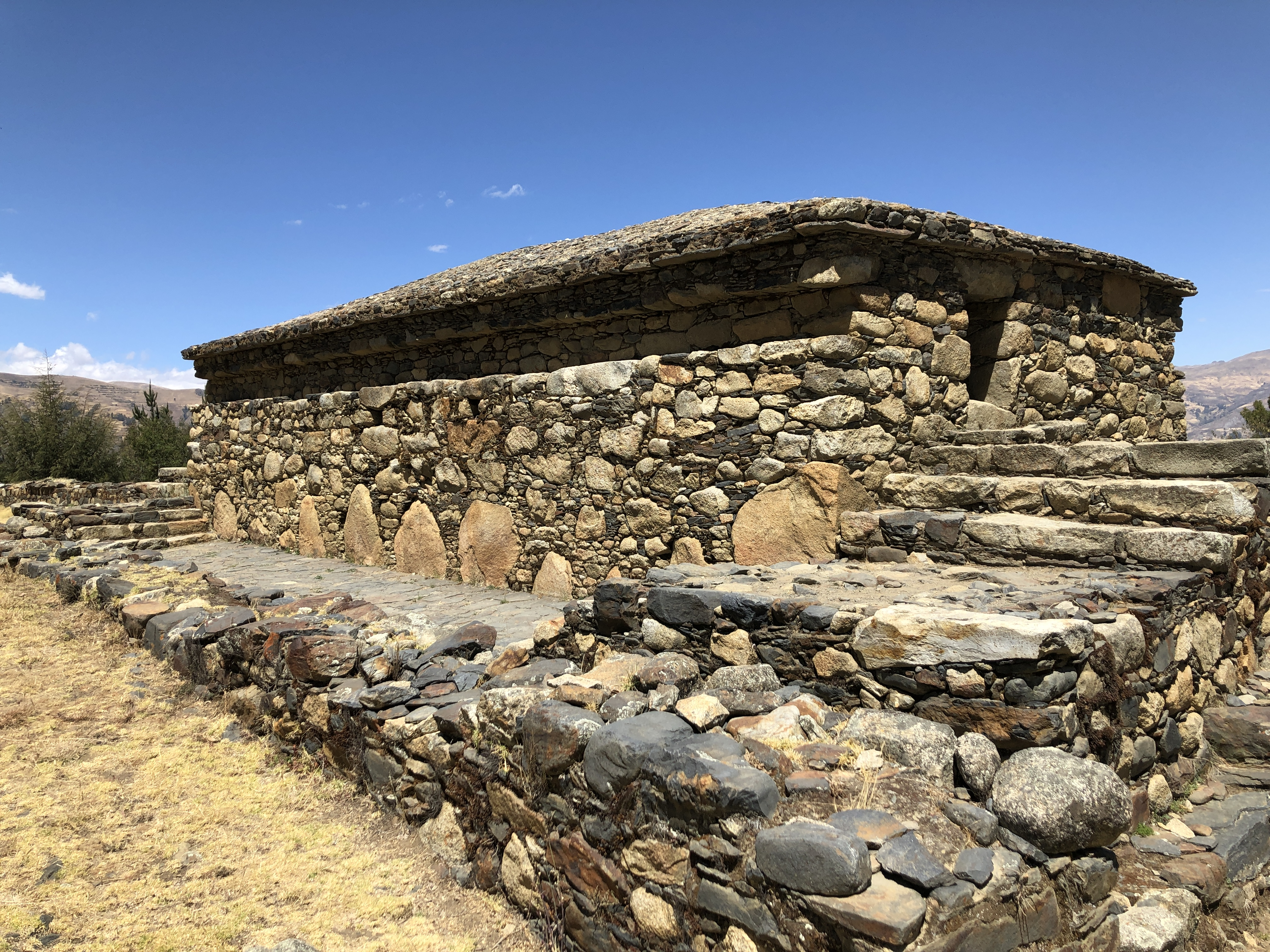 wilkawain ruins building