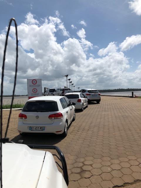 border ferry line