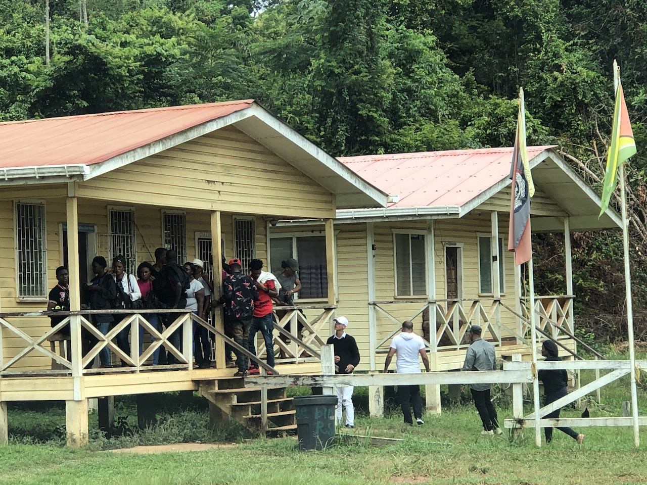 guyana checkpoint3