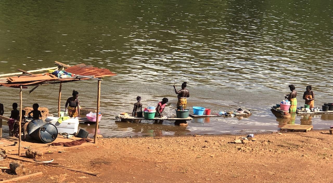 lake shore washing