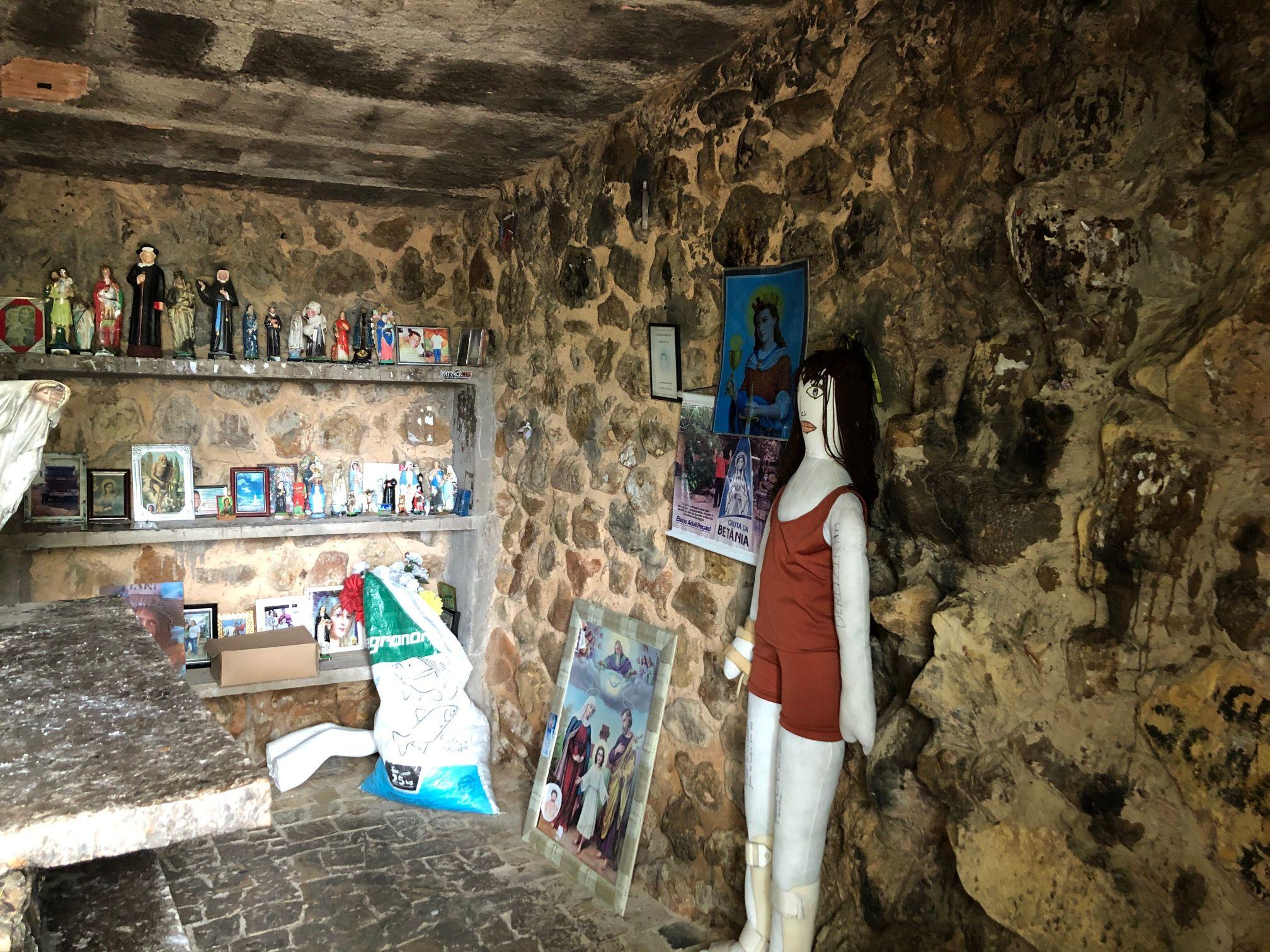 betel shrine prayers