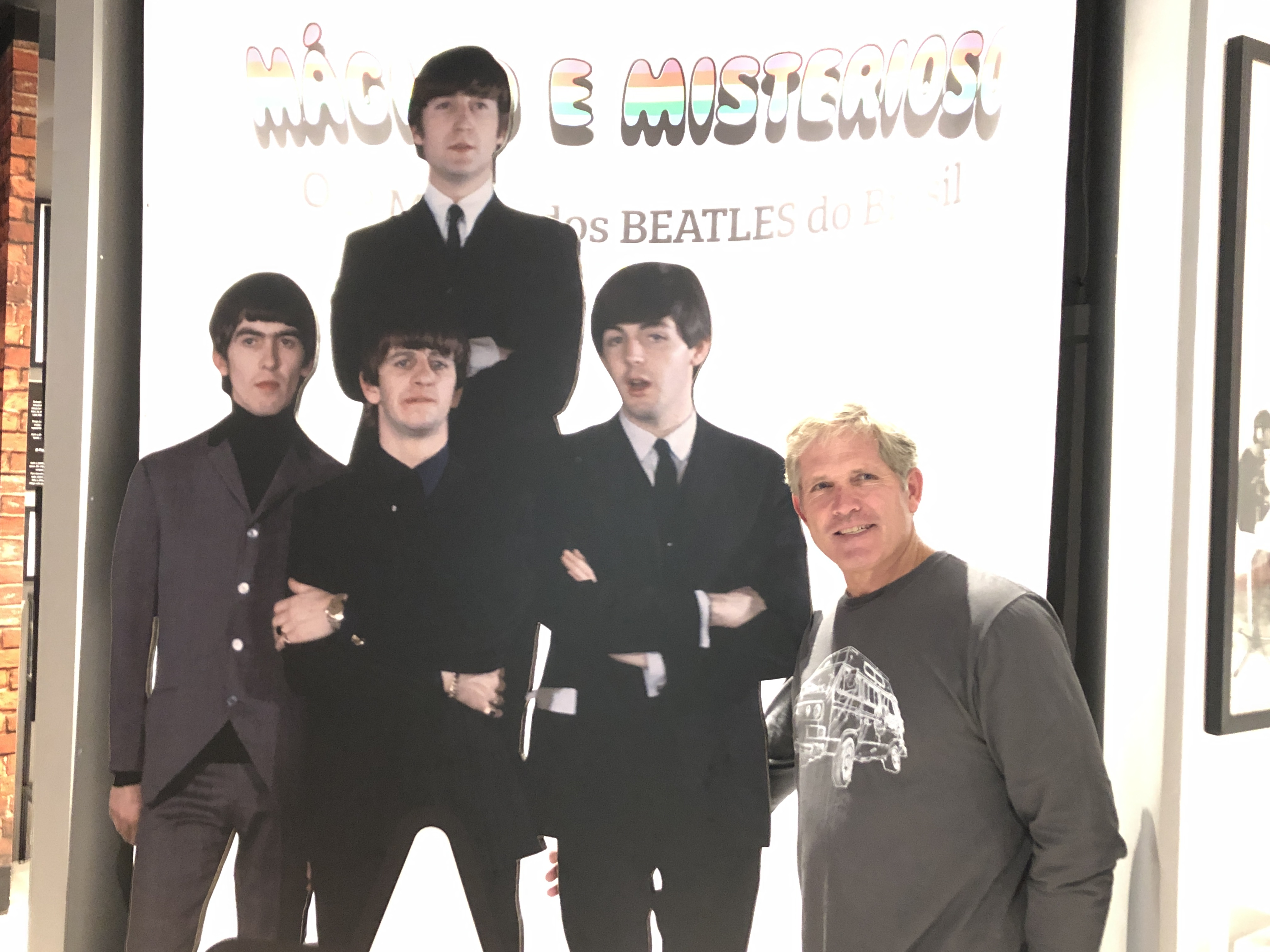 beatles museum mike